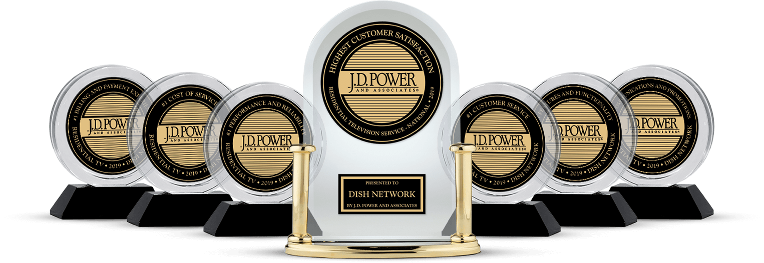 DISH Customer Satisfaction - Ranked #1 by JD Power - Young Ideas in Wills Point, TX - DISH Authorized Retailer