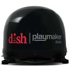 DISH Playmaker Dual - Outdoor TV - Wills Point, TX - Young Ideas - DISH Authorized Retailer