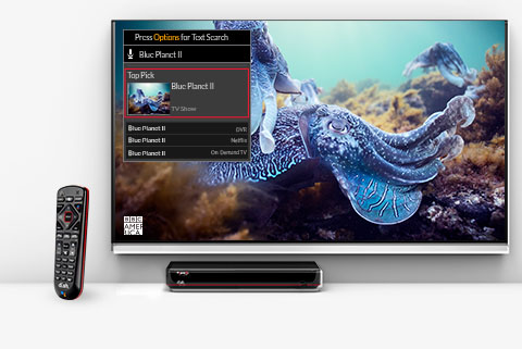 Hopper DVRs  with Voice Control remote - Young Ideas in Wills Point, TX - DISH Authorized Retailer