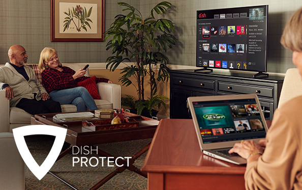 Get DISH Protect from Young Ideas in Wills Point, TX